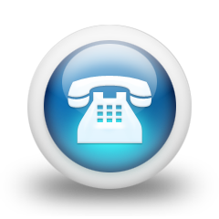 Conference line phone logo